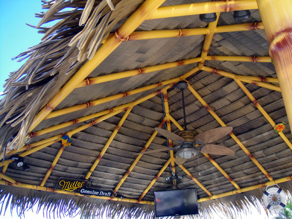 under-side-of-artificial-thatch-roof
